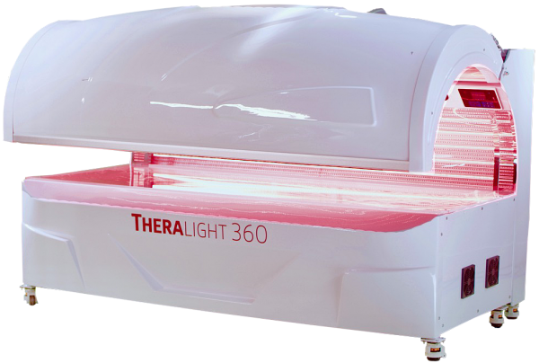 TheraLight photo modulation low-light therapy